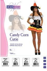amazon com secret wishes candy corn cutie costume clothing