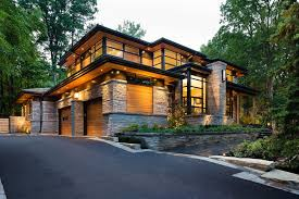 Modern Style Homes  Characteristics That Make This Home Style - Modern home styles designs