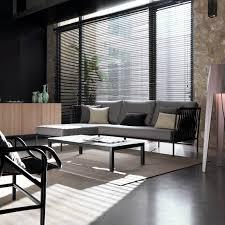 nido hand woven modular sofa by javier pastor for expormim