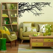 tree branches large black art wall stickers for living room for tree branches large black art wall stickers for living room for bedroom contemporary wall stickers cool wall decal from flylife 5 53 dhgate com
