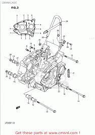 suzuki lt230e quad runner 1989 k usa e03 quadrunner quad