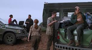 mercedes benz ml class cars in the lost world jurassic park 1997