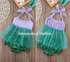 Infant Mermaid Halloween Costume 10 Baby Mermaid Ideas Sea Party
