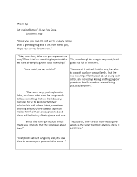 lesson plan for cause and effect