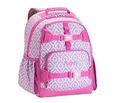 Pottery Barn Mackenzie Backpack Mackenzie Plum Unicorn Backpacks Back To Pinterest Babies