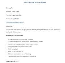 Business Manager Resume Sample by Banking Resume Template U2013 21 Free Samples Examples Format