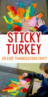 easy thanksgiving craft activities thanksgiving and