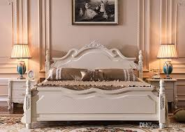 White Solid Wood Bedroom Furniture by White Thailand Rubber Wood Solid Wood Bedroom Furniture With