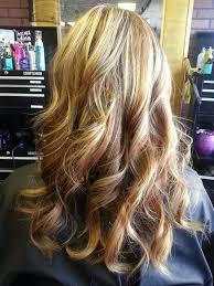 blonde hair with caramel lowlights brown hair with honey blonde highlights and caramel lowlights