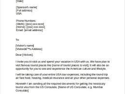 Resume Builder Canada 42 Invitation Letter Canada Sample Invitation Letter For Us Visa