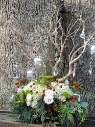 Christmas Wedding Centerpieces Ideas by 101 Best Christmas Weddings Images On Pinterest Marriage Winter