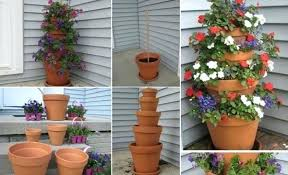 Garden Pots Ideas Landscaping Ideas With Pots Landscaping And Outdoor Building Small