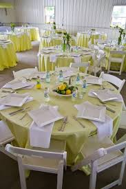 tablecloth ideas for round table 35 summer wedding table décor ideas to impress your guests