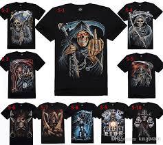 55 design 100 cotton s t shirts 3d color print t shirt
