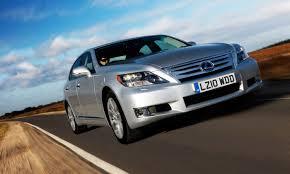 lexus car website lexus unveiled the revised 2010 ls 600h full hybrid at frankfurt