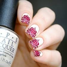 50 red nail designs to fall in love with u2013 naildesigncode