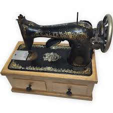 custom urns sewing machine custom urn une vie