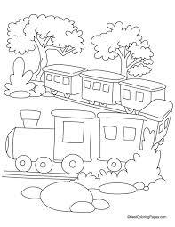 coloring page train car train car coloring pages 295630