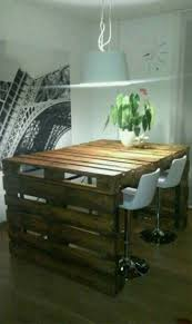 Diy Kitchen Bar by Best 20 Pallet Kitchen Island Ideas On Pinterest Pallet Island