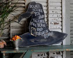 Witch Decorating Ideas Witch Decor Etsy
