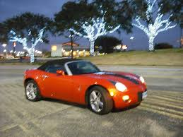 proud owner of a 2009 solstice street edition pontiac solstice