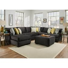 living room hydra couch cindy crawford piece sectional sofa
