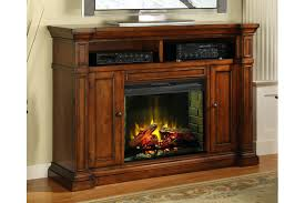 Electric Fireplace Mantel Packages Media Center Tv Stand Combo