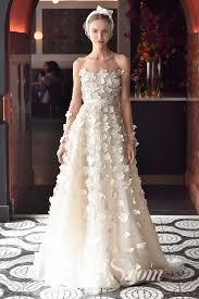 floral wedding dresses bridal wedding dress collection 2018 brides