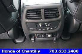 Chantilly Upholstery 2017 Honda Pilot For Sale In Chantilly Va Pohanka Automotive Group