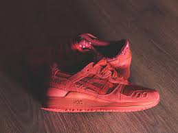 Men S Valentine S Day by Men U0027s Shoes Sneakers Asics Gel Lyte Iii Valentine U0027s Day Pack H63qq