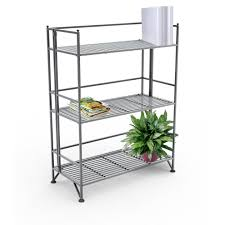 metal folding bookcase doherty house practical folding