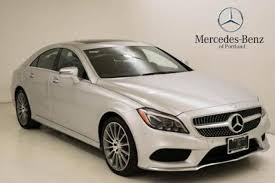 mercedes portland or used mercedes cls class for sale in portland or edmunds