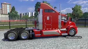 kenworth t660 kenworth t660 jk edition euro truck simulator 2 mods