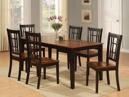 Kitchen Chairs  Wonderful Black Wood Glass Unique Design - Unique kitchen tables