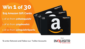 win gift cards win one of thirty 25 gift cards from the inquisitr
