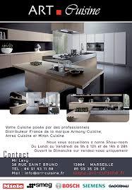 publicité cuisine création réalisation de flyers affiches encarts publicitaires