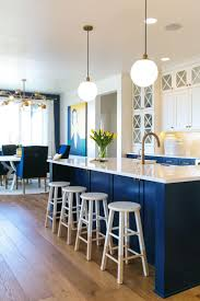 Minimalist Kitchen Design Appliances Fabolous Minimalist Kitchen Design With Double Navy