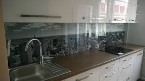 led backsplashes kitchen glass backsplash with digital printing made of tempered