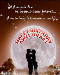 romantic birthday wishes for husband from wife