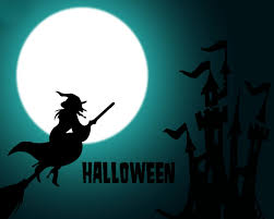 halloween background 1024 x 1280 halloween witch flying wallpapers 1280x1024 123845