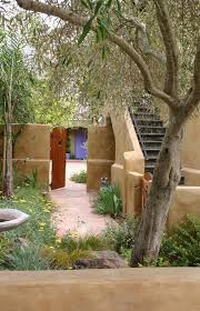 small courtyard designs landscape southwestern with mass plantings