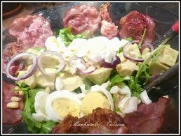 cuisiner avec rien dans le frigo salade composée fond de frigo miechambo cuisine