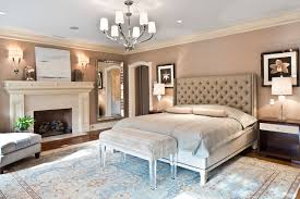 traditional blue bedroom designs