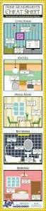 25 home décor infographics and cheat sheets that every home owner