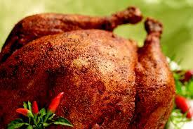 Spicy Thanksgiving Turkey Recipe Spice Up Thanksgiving With Cajun Turkey From Popeyes Chicken