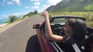 clip in hair cape town driving convertible car cabriolet cape town south africa