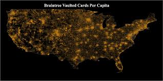 Map R Mapping 35 Million Credit Cards On Top Of Census Data With R
