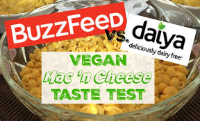 thanksgiving mac n cheese buzzfeed vegan mac u0027n cheese vs daiya taste test w vegetaryn