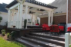 paradise decking and outdoor living decking pergola trellis