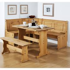 Fascinating Shaped Bench Kitchen Table And Dining Banquette Design - Bench for kitchen table